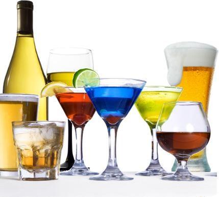 Rượu và thức uống có cồn cần được bà bầu hạn chế