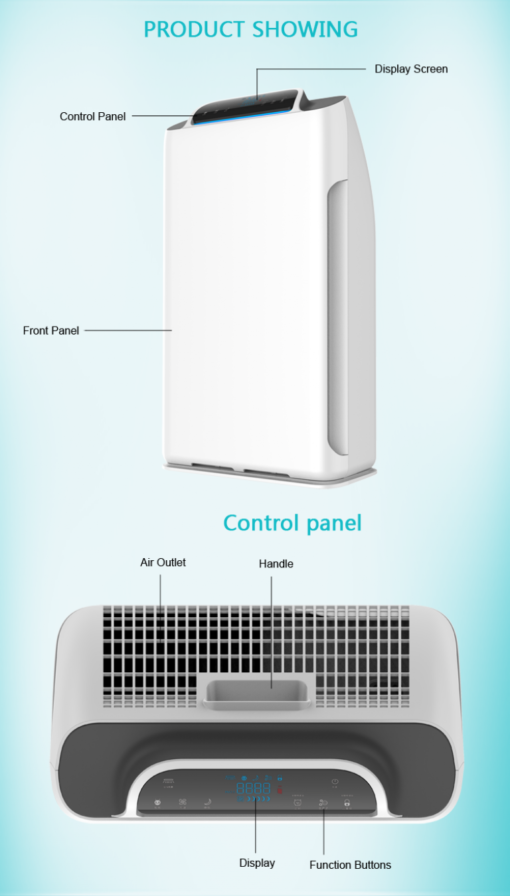 Bộ lọc HEPA (tiếng Anh: High efficiency particulate air filter)