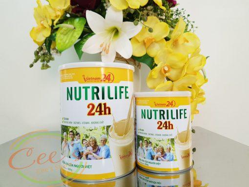 sữa non hàng ngày NUTRILIFE 24 H
